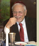Emeritus Rabbi Neuman