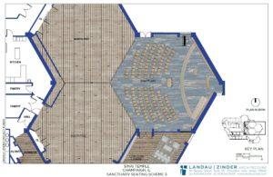 Sanctuary Floor Plan